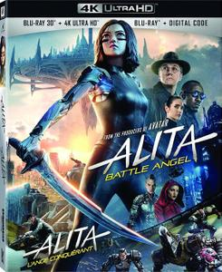 Alita: Battle Angel (2019) [4K, Ultra HD]