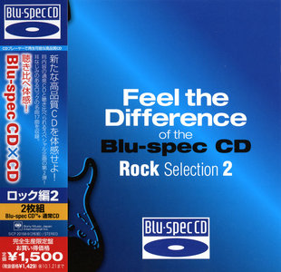 VA - Rock Selection 2 [2009, Sony Music Japan, SICP 20158~9] Re-up