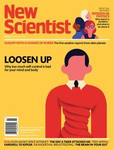 New Scientist - November 10, 2018