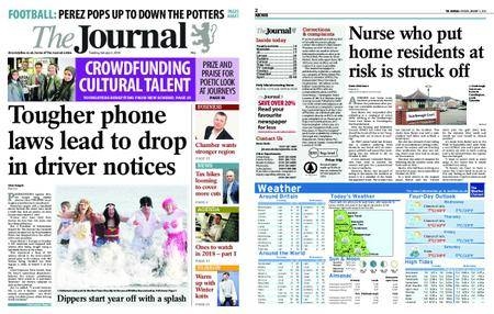 The Journal – January 02, 2018