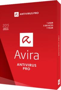 Avira Antivirus Pro 15.0.30.29