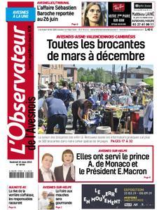 L'Observateur de l'Avesnois - 22 mars 2019