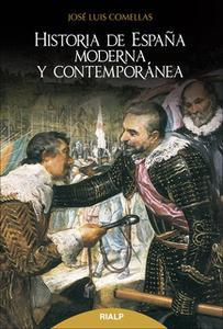 «Historia de España moderna y contemporánea» by José Luis Comellas García-Lera