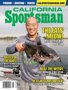 California Sportsman - August 2021