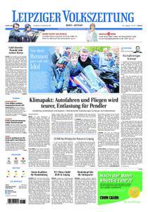 Leipziger Volkszeitung Borna - Geithain - 21. September 2019