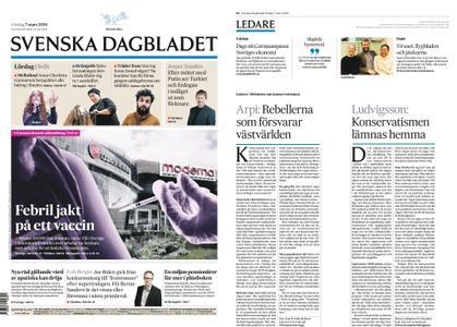 Svenska Dagbladet – 07 mars 2020