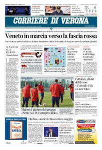 Corriere di Verona – 10 gennaio 2021