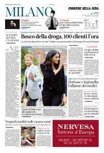 Corriere della Sera Milano - 22 Agosto 2018