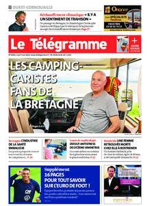Le Télégramme Ouest Cornouaille – 07 juin 2021