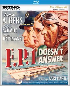 F.P.1 antwortet nicht /F.P.1 Doesn't Answer (1932)