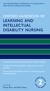 Oxford Handbook of Learning and Intellectual Disability Nursing, Second Edition