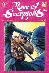 Race of Scorpions 02 (Dark Horse-1991) (Novus Year Three)