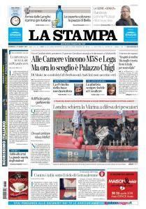 La Stampa Torino Provincia e Canavese - 25 Marzo 2018