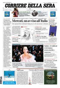 Corriere della Sera – 01 settembre 2018