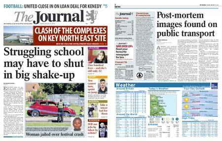 The Journal – January 23, 2018
