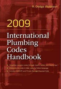 2009 International Plumbing Codes Handbook (Repost)