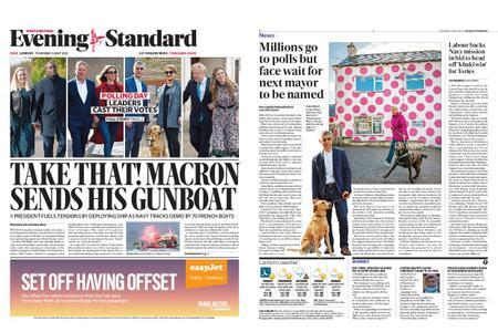 London Evening Standard – May 06, 2021