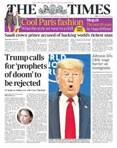 The Times - 22 January 2020
