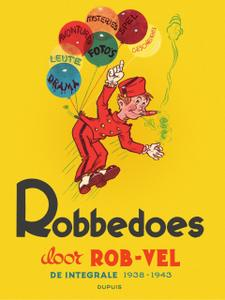 Nieuwe Strip Robbedoes Door Rob Vel De Integrale 1938 1943 cbr