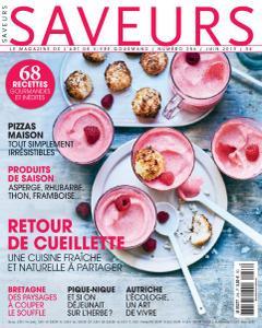 Saveurs France - Juin 2019
