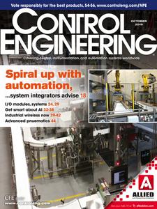 Control Engineering - October 2019
