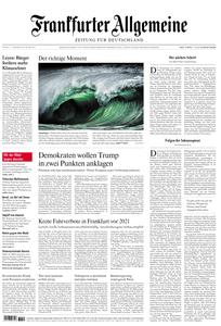 Frankfurter Allgemeine Zeitung F.A.Z. - 11 Dezember 2019