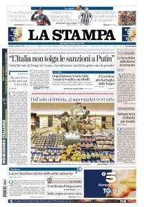 La Stampa Imperia e Sanremo - 16 Aprile 2018