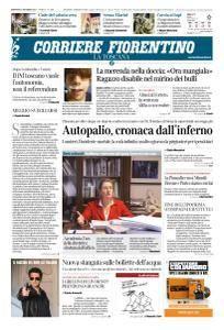 Corriere Fiorentino La Toscana - 24 Ottobre 2017