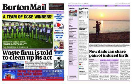 Burton Mail – September 04, 2017