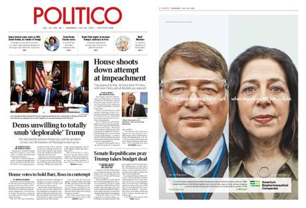 Politico – July 18, 2019
