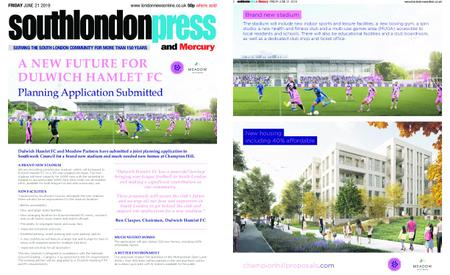 South London Press – June 21, 2019