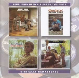 Jerry Reed - More Original RCA Albums (2018) {2CD Set BGO Records BGOCD1351 rec 1969-1971}