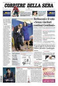Corriere della Sera - 14 Dicembre 2017