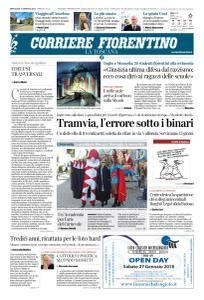 Corriere Fiorentino La Toscana - 24 Gennaio 2018