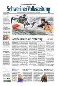 Schweriner Volkszeitung Hagenower Kreisblatt - 09. Mai 2018