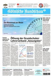 Kölnische Rundschau Wipperfürth/Lindlar – 06. Juni 2020