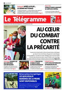 Le Télégramme Auray – 06 octobre 2020