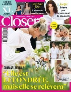 Closer France - 15 décembre 2017