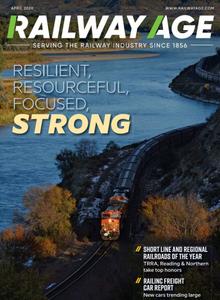 Railway Age - April 2020