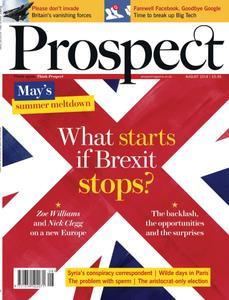 Prospect Magazine - August 2018