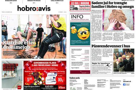 Hobro Avis – 13. november 2018