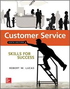 Customer Service Skills for Success - Standalone Book 6th Edition