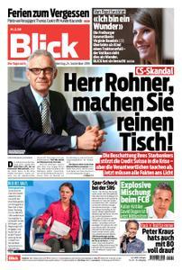 Blick – 24. September 2019