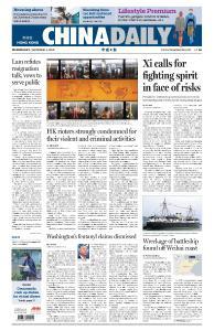 China Daily Hong Kong - September 4, 2019