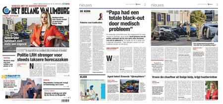 Het Belang van Limburg – 04. augustus 2020