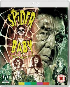 Spider Baby or, The Maddest Story Ever Told (1967) [w/Commentary]