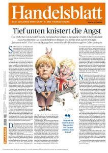 Handelsblatt - 27. Juni 2016