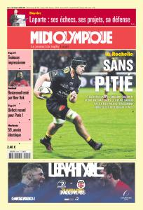 Midi Olympique Rouge - 15 Avril 2019