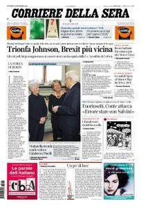Corriere della Sera – 13 dicembre 2019