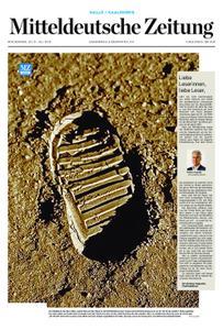 Mitteldeutsche Zeitung Naumburger Tageblatt – 20. Juli 2019